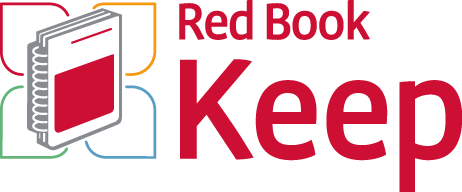 Red Book Keep Logo